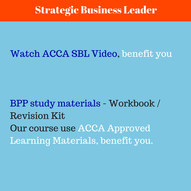 ACCA SBL Video